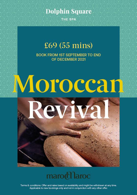 Moroccan Revival
